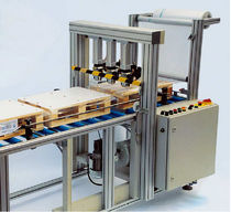 Nailing machine for pallets