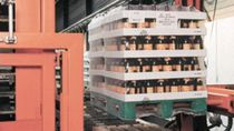 Automated stacker / pallet