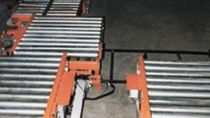 Transport conveyor / roller / pallet / stationary