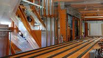 Chain conveyor / pallet / carton / stationary