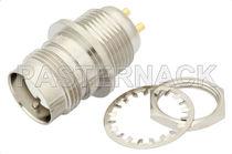 RF connector / coaxial / twinaxial / rectangular