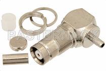 Coaxial connector / elbow / jack / RF