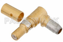 Board connector / coaxial / D-sub / straight