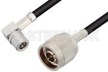 QMA cable harness