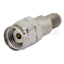 Communication adapter / for coaxial cables