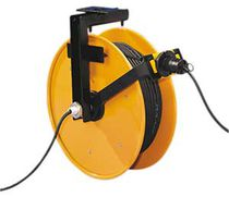 Cable reel / automatic / wall-mounted