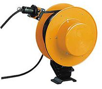Cable reel / self-retracting / with mounting bracket / wall-mounted