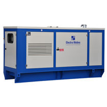 Three-phase generator set / diesel / stationary / containerized