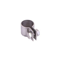 Stainless steel hose clamp / bolt