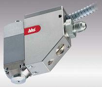 Hot-melt dispensing valve