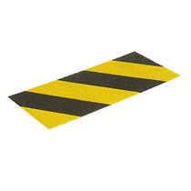 Anti-slip mat / metal / for high-traffic areas / wet area
