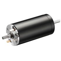 DC motor / brushed / 36V / coreless