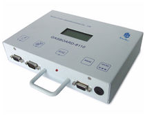 Vibration calibrator / for gas analyzers / for vibration analyzers / process