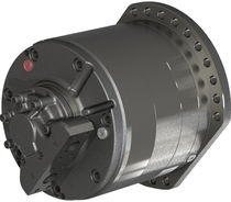 Radial piston hydraulic motor / fixed-displacement