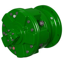 Radial piston hydraulic motor / compact / fixed-displacement