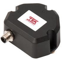 1-axis tilt sensor / 2-axis / CANopen / 4-20 mA