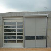 Self-repairing doors / roll-up / industrial / exterior