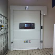Roll-up doors / indoor / hangar / high-speed