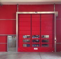 Fold-up doors / industrial / indoor / high-speed