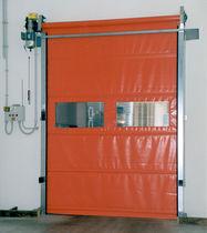 Roll-up doors / rubber / indoor / high-speed