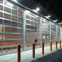 Sectional doors / industrial / indoor