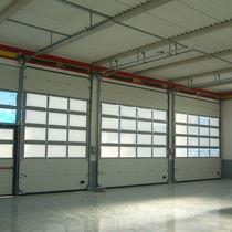 Sectional doors / industrial / indoor / hangar