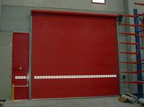 Roll-up doors / metal / exterior