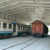 Hangar / modular / permanent / large