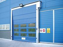 High-speed doors / folding door / galvanized steel / exterior