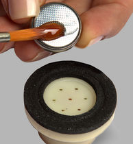 Epoxy adhesive / two-component / chemical-resistant / fast-curing
