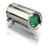 Ultrasonic flow meter / for gas / in-line / stainless steel