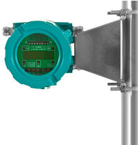 Ultrasonic flow meter / for liquids / clamp-on / ATEX