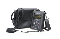 Machine monitoring vibration meter / pocket / with electronic stethoscope / pyrometer