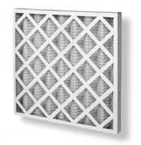 Air filter / wire mesh / pleated / disposable