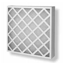 Air filter / wire mesh / modular / disposable