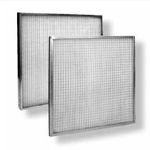 Air filter / panel / wire mesh / electrostatic