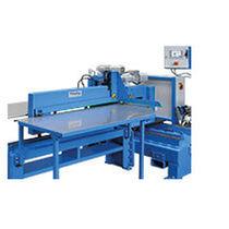 Metal cutting machine / sheet metal / PLC-controlled / profiling