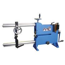 Circular shear / manual / for metal sheets / for tubes