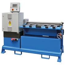 Tube bending machine / pneumatic / sheet metal / PLC-controlled