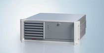 "19"" rack-mount industrial PC 4U, Intel Core2 Duo, max. 3 GB, IP60 