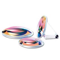 Anti-reflective optical coating / thin-layer resin