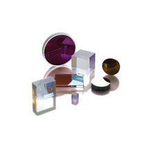 Beam splitter optical coating / thin-layer resin / infrared / visible