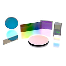 Thin-layer resin optical coating / infrared / visible / ultraviolet