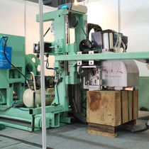Automatic strapping machine / for pipes / for production lines / for coils