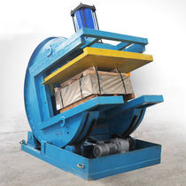 Automatic tilter / electric / electro-hydraulic / for plate packs
