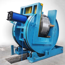 Automatic tilter / electric / electro-hydraulic / 90°