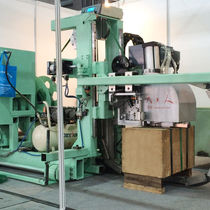 Automatic strapping machine / for paper / for coils / for boards