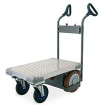 Transport cart / metal / platform / multipurpose