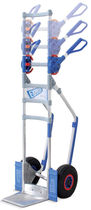 Adjustable hand truck / for transportation