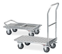 Handling cart / aluminum / multipurpose / folding